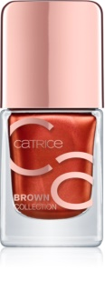 Catrice Brown Collection verniz