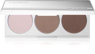 Catrice Genderless paleta para maquilhagem de olhos e sobrancelhas