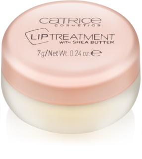 Catrice Lip Treatment balsam do ust z masłem shea