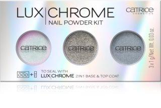 Catrice Luxchrome pós de unhas