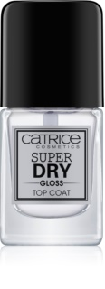 Catrice Super Dry Gloss Top Coat Fasten Drying