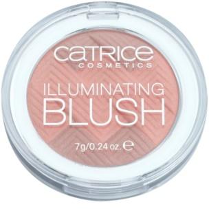 Catrice Illuminating blush pentru iluminare
