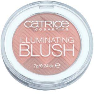 Catrice Illuminating Blush With Illuminator