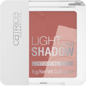 Catrice Light & Shadow fard de obraz pentru contur