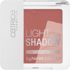 Catrice Light & Shadow konturovací tvářenka