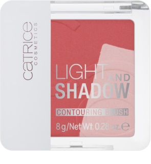 Catrice Light & Shadow blush de contorno