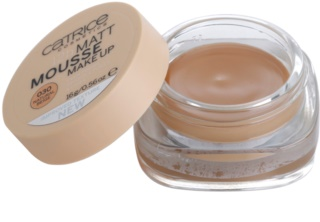 Catrice Matt Mousse 12h base espumosa matificante