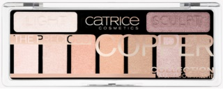 Catrice The Precious Copper Collection Palette mit Lidschatten