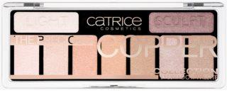 Catrice The Precious Copper Collection paleta senčil za oči