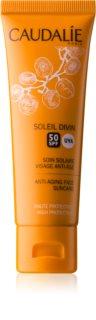Caudalie Soleil Divin Anti-Rimpel Zonnebrandcrème SPF 50