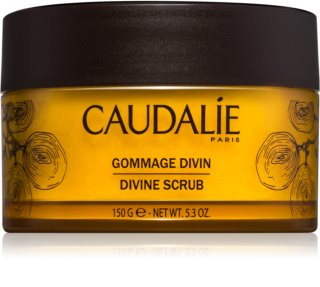 Caudalie Divine Collection peeling corporal