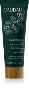 Caudalie Masks&Scrubs очищаюча маска проти недосконалостей шкіри