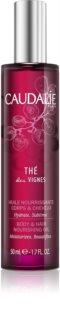 Caudalie Thé Des Vignes óleo nutritivo para corpo e cabelo