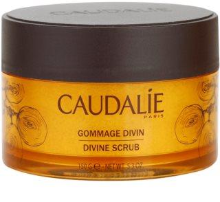 Caudalie Divine Collection gommage corporel