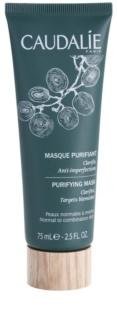 Caudalie Masks&Scrubs maseczka oczyszczająca przeciw niedoskonałościom skóry