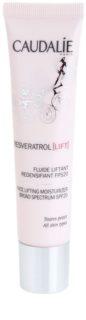 Caudalie Resveratrol [Lift] loción hidratante con efecto lifting SPF 20