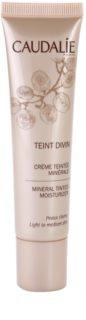 Caudalie Teint Divin crema hidratante mineral con color
