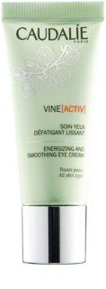 Caudalie Vine [Activ] енергетичний та розгладжуючий крем для шкіри навколо очей та губ