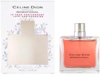Celine Dion Sensational 10 anniversary Eau de Toilette voor Vrouwen  1 ml Sample