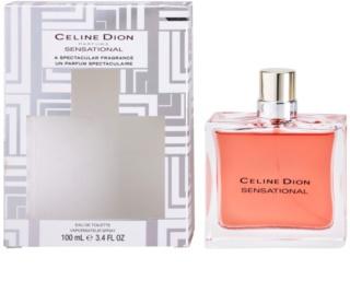 Celine Dion Sensational Limited Edition Eau de Toilette voor Vrouwen  1 ml Sample