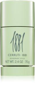 Cerruti 1881 pour Homme Deodorant Stick voor Mannen 75 gr