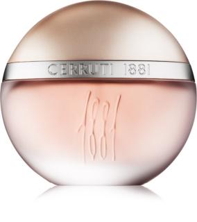 Cerruti 1881 pour Femme eau de toilette pour femme 50 ml