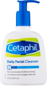 Cetaphil Cleansers Cleansing Emulsion For Normal To Oily Skin