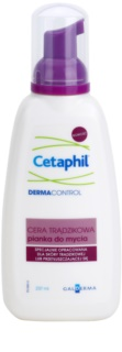 Cetaphil DermaControl Reinigingsschuim  voor Vette Huid met Acne Neiging