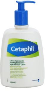 Cetaphil Moisturizers lait hydratant pour peaux sensibles et sèches