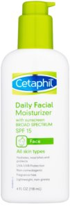 Cetaphil Moisturizers хидратиращ крем за лице SPF 15