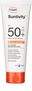 Cetaphil Suntivity Liposomale beschermende balsem SPF 50+