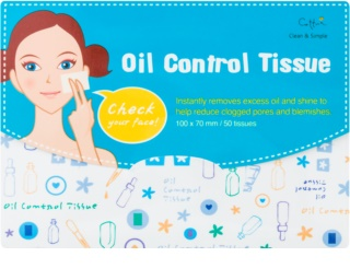 Cettua Special Care Oil Control Tissues