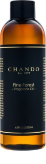 Chando Fragrance Oil Pine Forest ricarica per diffusori di aromi 200 ml