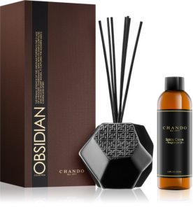 Chando Obsidian Spicy Clove Aroma Diffuser With Filling 200 ml