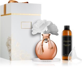 Chando Myst Sensual Camelia diffuseur d'huiles essentielles avec recharge 200 ml