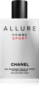 Chanel Allure Homme Sport gel za tuširanje za muškarce 200 ml