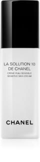 Chanel La Solution 10 de Chanel crema hidratante para pieles sensibles