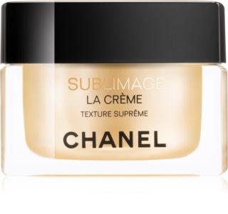 Chanel Sublimage ekstra hranilna krema za obraz proti gubam