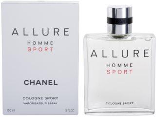 Chanel Allure Homme Sport Cologne Eau de Cologne für Herren 150 ml