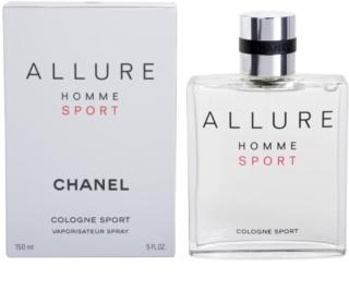 Chanel Allure Homme Sport Cologne Eau de Cologne for Men 150 ml