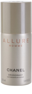 Chanel Allure Homme deodorant Spray para homens 100 ml