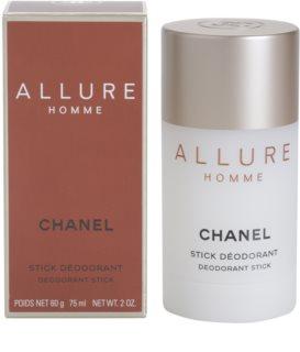 Chanel Allure Homme дезодорант-стік для чоловіків 75 мл