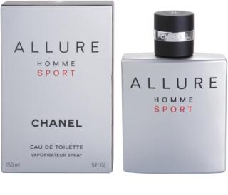 Chanel Allure Homme Sport eau de toilette férfiaknak 150 ml
