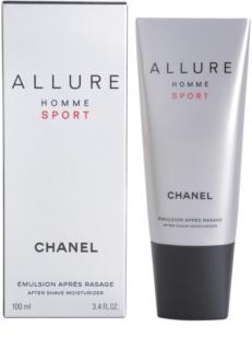 Chanel Allure Homme Sport borotválkozás utáni balzsam férfiaknak 100 ml