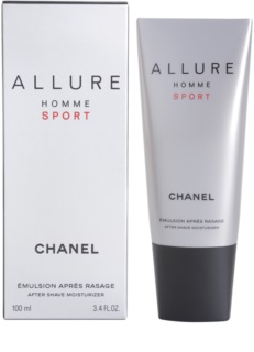 Chanel Allure Homme Sport After shave-balsam för män