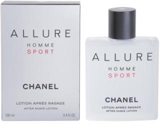 Chanel Allure Homme Sport woda po goleniu dla mężczyzn 100 ml
