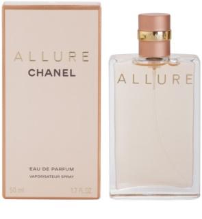 Chanel Allure Eau de Parfum voor Vrouwen  50 ml