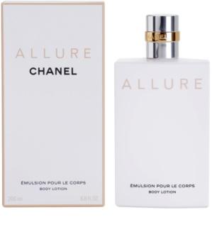 Chanel Allure losjon za telo za ženske 200 ml