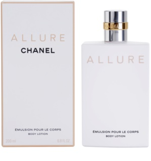 Chanel Allure Body lotion für Damen 200 ml
