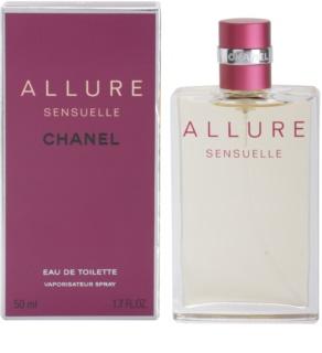 Chanel Allure Sensuelle toaletna voda za žene 50 ml